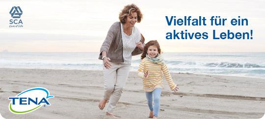 TENA - Vielfalt für ein aktives Leben!